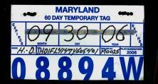 Maryland motorcycle