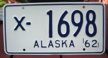 Alaska - CB (Commercial Bus)